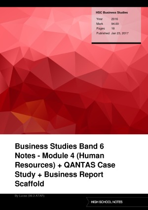 qantas cas study notes Qantas crisis management case study sign in start a free trial pricing blog solutions case studies qantas case study crisis management - case study.