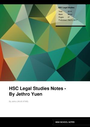 world order legal studies